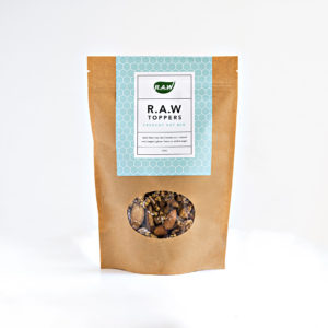 Raw Nuts Healthy Snacks